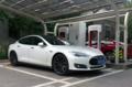 科技感强 体验特斯拉Model S P85:一次电动车认知之旅