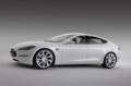 特斯拉发布Model S四门运动电动车