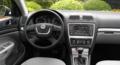 车身尺寸提升性能优化 试驾斯柯达全新明锐