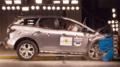 马自达CX-7安全性能详解 头部保护需加强