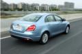 吉利战略车型新帝豪上市 售价6.98万元起