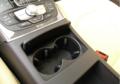 奥迪S7车评 - 储物空间