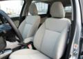 本田第三代飞度 - 前排座椅和空间
