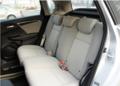 本田第三代飞度 - 后排座椅和空间