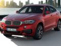 2015款宝马X6 M正式发布 动力出色 外形动力全面提升