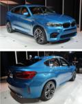 全新一代宝马X6 M正式发布 外观动感犀利