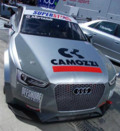 450马力V8发动机 新款奥迪RS5赛车亮相