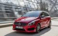 动力出色 新款奔驰B级有望2015年第一季国内上市