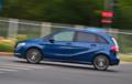 奔驰B200 - 滤震及操控