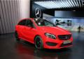 舒适大气奔驰新款B级 或于2015年2月1日正式上市