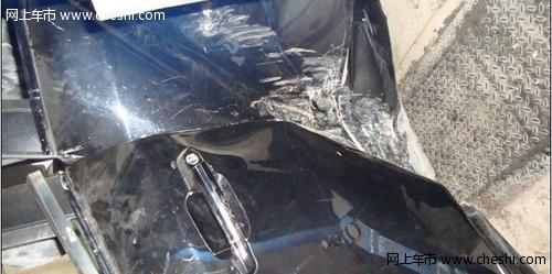 瑞麒g5惨烈的车祸高清图片