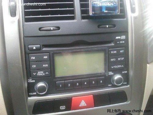 DIY06款赛拉图换狮跑CD机头高清图片