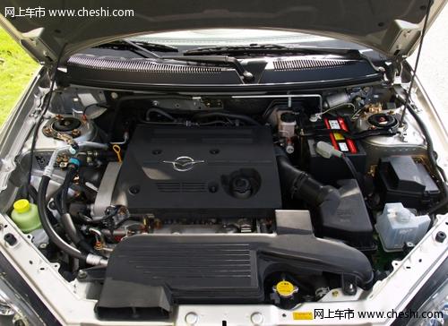 海马3发动机和变速箱介绍高清图片