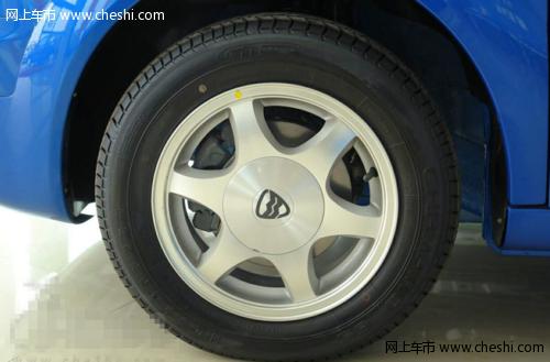 哈飞路宝轮胎规格及性能详解高清图片