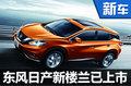 东风日产新楼兰上市 售23.88-37.98万元