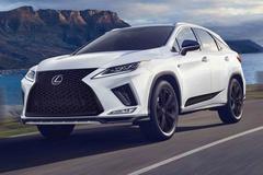 雷克萨斯新款RX售价曝光!配置升级/搭V6引擎