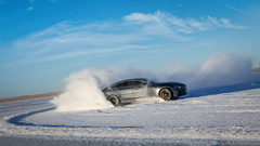 奔驰:冰雪试驾升级冰雪运动 挑战6大F1冰雪赛道