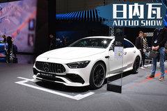 2018日内瓦车展:四门版AMG GT实拍解析