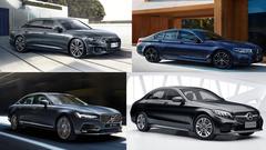 5月豪华轿车销量排行榜出炉 买这8款车不会错?