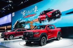 新车上市/概念车发布 2020成都车展皮卡车型盘点