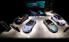 上海车展:阿斯顿·马丁Vantage F1特别版全球首秀