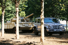 坦克300开放日 TA能过的路真坦克也费劲?是的!