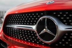 奔驰多款新车海外开售 新E级领衔/搭3.0T六缸引擎