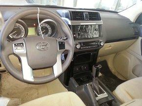 丰田霸道4000黑车 14款强悍SUV巨幅降价高清图片