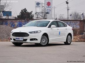 福特蒙迪欧高配现车 颜色齐全优惠3.5万高清图片