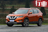 东风日产上半年卖53.1万辆 奇骏夺日系SUV第一