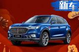 红旗HS5豪华SUV预售20万元起 24天后上市