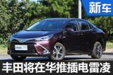 丰田将在华推两款插电车型 油耗大幅下降???????