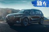 宝马新车计划曝光 将推出8款大型车/12款电动车