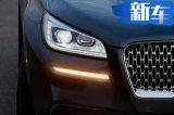 林肯全新中型SUV曝光 搭2.3T引擎/竞争丰田汉兰达