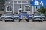 长城风骏7柴油国六上市,10万级仅有,9.28万起