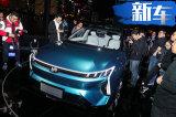 威马3款电动SUV曝光 续航标准对标特斯拉、奥迪