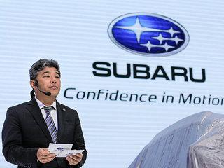 SUBARU广州分公司总经理