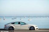 低姿态的奢华 新奥迪S7改装ACCU气动避震