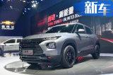 雪佛兰新SUV创界 配1.3T+四驱/动力超大众探歌