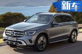 奔驰日内瓦车展发布10款新车型 新款GLC年内开卖