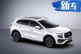 陆风荣曜SUV六天后上市 预售8.28万起 PK哈弗H6