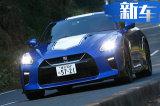 日产全新GT-R跑车实拍 搭3.8T引擎/明年推出