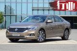 轿车表现不振 上汽大众销量持续下滑 单月降7.1%