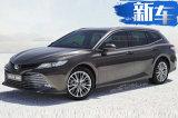丰田凯美瑞旅行版曝光 外观更新/搭2.5L混动系统