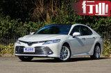 广汽丰田销量破58万辆 同比增32%/凯美瑞涨97%