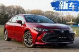 丰田亚洲龙将增2.0L车型 价格更低10几万就能买