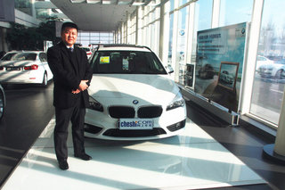 专访哈尔滨滨宝BMW总经理