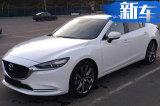 新款马自达6下月上市 搭2.5T发动机18万元起售