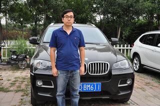 专访宝马X6车主易亚先生