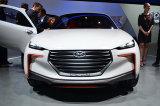 未来SUV  日内瓦实拍现代Intrado概念车
